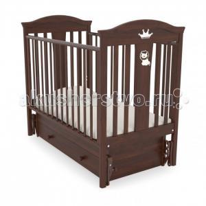 Детская кроватка  Даниэль (универсальный маятник) Гандылян