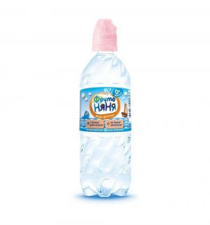 Вода  Питьевая негазированная, 330 мл, 1 шт ФрутоНяня