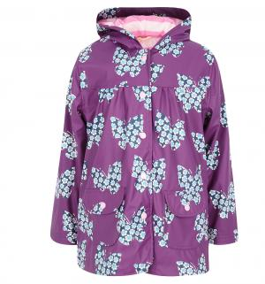 Плащ , цвет: фиолетовый Hatley