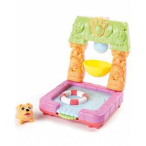 Игровой набор Chubby Puppie, мини-щенок, розовый Puppies