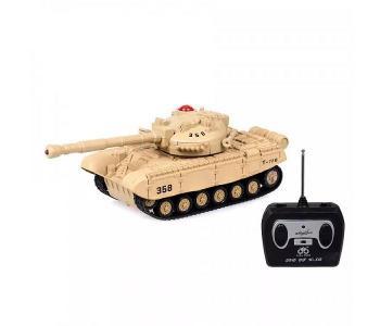 Радиоупрамляемый танк с адаптером Play Smart