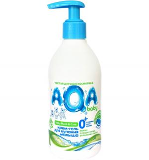 Крем-гель AQA baby для купания, 300 мл