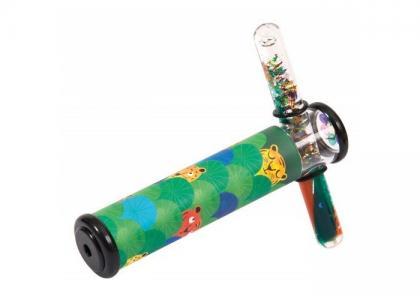 Развивающая игрушка  Гелевый калейдоскоп Тигр Moulin Roty