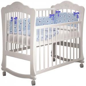 Детская кроватка  Амалия базовая Милано Можгинский лесокомбинат