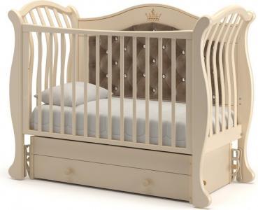 Детская кроватка  Габриэлла Люкс Плюс маятник универсальный Гандылян
