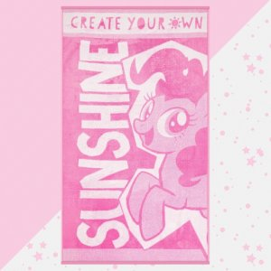 Полотенце махровое Sunshine 130х70 Май Литл Пони (My Little Pony)