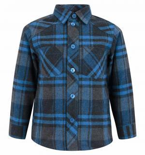 Рубашка , цвет: синий Милашка Сьюзи