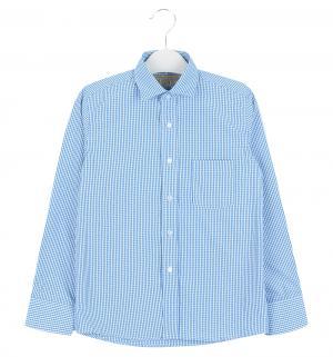 Рубашка , цвет: белый/синий Tsarevich