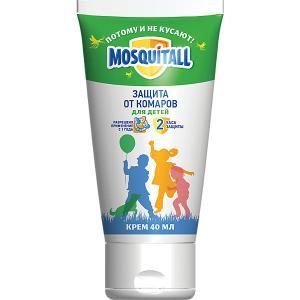 Крем от комаров Mosquitall нежная защита, 40 мл