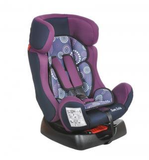 Автокресло  Piloto Одуванчик, цвет: фиолетовый/синий Bambola