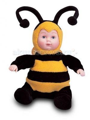 Мягкая игрушка  Детки-пчелки 15 см Unimax
