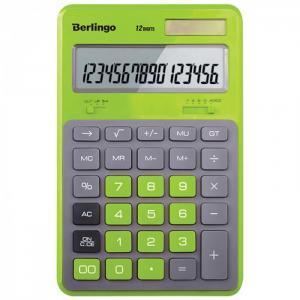 Калькулятор настольный Hyper 12 разрядов Berlingo