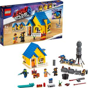 Movie Дом мечты / Спасательная ракета Эммета! 70831 LEGO