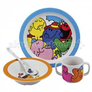 Набор детской посуды Monsieur Madame Petit Jour