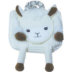 Рюкзак Deglingos Muchachos  Llama белый. Цвет: белый