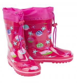 Резиновые сапоги , цвет: розовый Чипполино