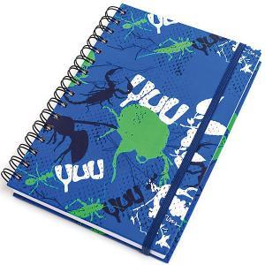 Блокнот  Buuz А5,100л. YUU. Цвет: синий