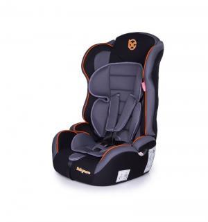 Автокресло BabyCare Upiter Plus, цвет: черный/оранжевый Baby Care