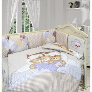 Комплект в кроватку  Nice Family (4 предмета) Labeille