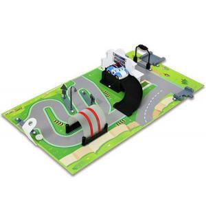 Игровой набор  Город Штабквартира с Поли Robocar Poli