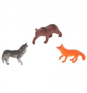 Игровой набор  Диалоги о животных Дикие животные умеренной полосы Играем Вместе