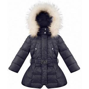 Утепленная куртка Poivre Blanc. Цвет: темно-синий