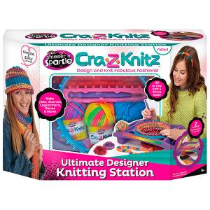 Набор для творчества Cra-Z-Knitz