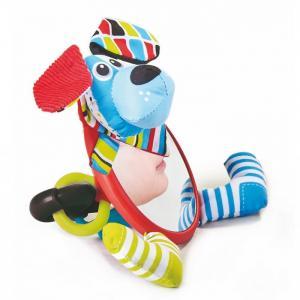 Подвесная игрушка  зеркальце Собачка Yookidoo