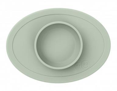 Тарелка с подставкой Tiny Bowl Ezpz