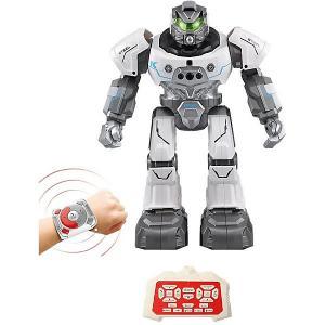 Интерактивный робот Пультовод Плуто на дистанционном управлении, белый Zhorya. Цвет: белый