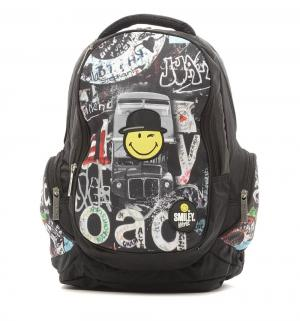 Рюкзак школьный  Smiley boy Proff