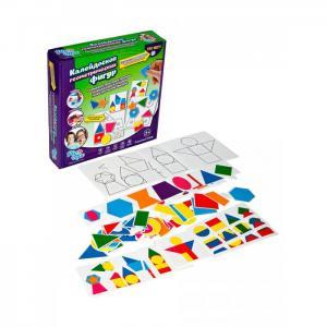 Развивающая игрушка  Пазл-липучка Калейдоскоп геометрических фигур Pic`n Mix