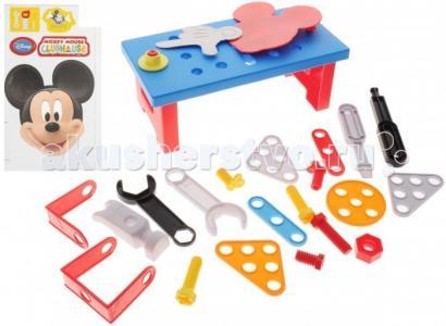 Игровой набор инструментов с тележкой Микки Маус Bildo