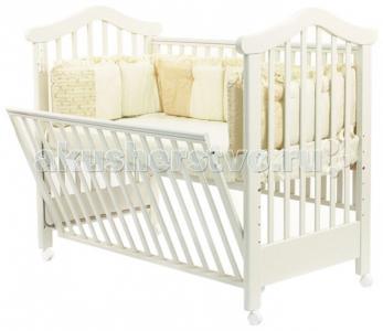 Детская кроватка  Lily 120х60 Fiorellino