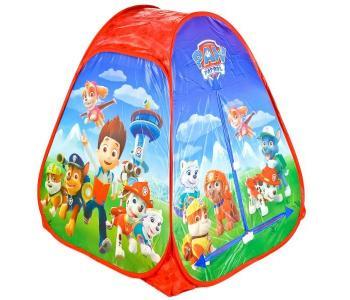 Игровая палатка Щенячий патруль Играем вместе