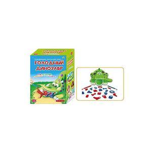 Настольная игра  Голодный динозавр Рыжий кот