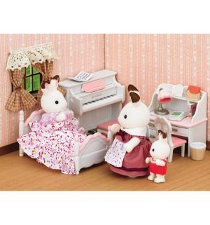 Игровой набор  Детская комната бело-розовая Sylvanian Families