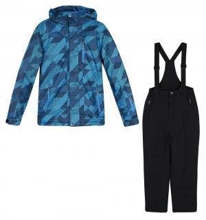Комплект куртка/полукомбинезон , цвет: мультиколор Kalborn
