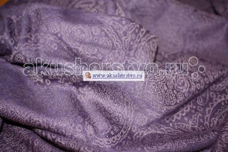 Слинг  Paisley шарф, бамбук-лен Ellevill
