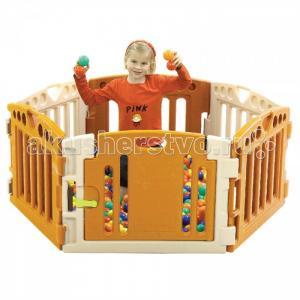 Ограждение-манеж Play Room Edu-Play