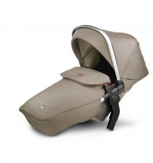Прогулочный блок  для 2-го ребенка к коляске Wave, цвет: linen Silver Cross
