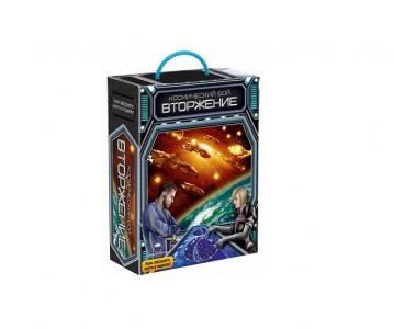 Настольная игра Космический Бой. Вторжение Биплант