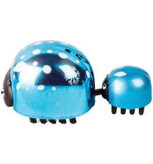 Интерактивная игрушка  Божья коровка и малыш Снежинка 3 см Little Live Pets