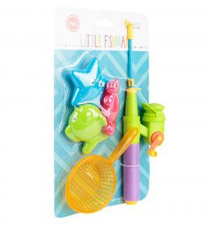 Игровой набор для ванны  Little fishman Happy Baby