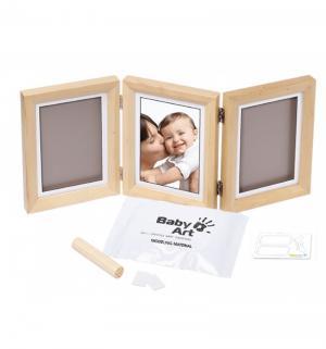 Рамочка  тройная Baby Art