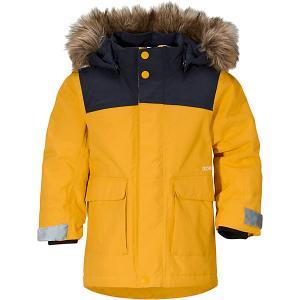 Утеплённая куртка Didriksons Kure DIDRIKSONS1913. Цвет: желтый