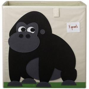Коробка для хранения , Горилла 3 Sprouts. Цвет: черный