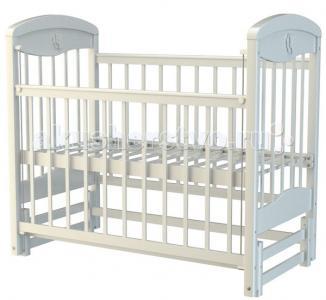 Детская кроватка  - 2 маятник продольный Briciola