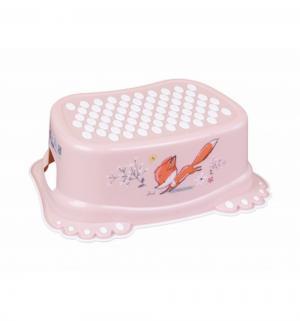 Подставка для ванны  Лесная сказка, цвет: светло-розовый Tega