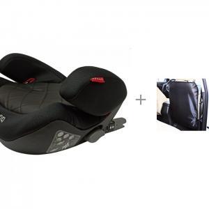 Автокресло  Бустер BH2317i Isofix с защитой спинки сидения Russia Автомалыш Kenga